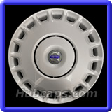 Volvo 30 Series Hubcaps #62016A