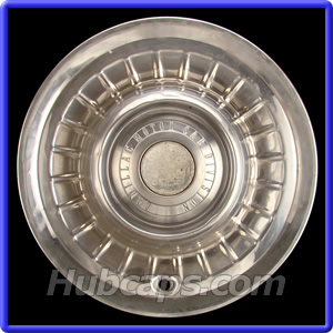 1959 Cadillac wheelcover hubcap